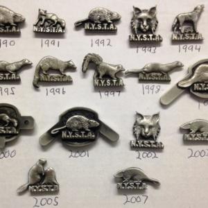 NYSTA Commemorative Pins